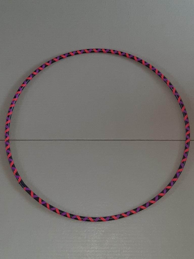 Gekruist 2 kleuren griptape
